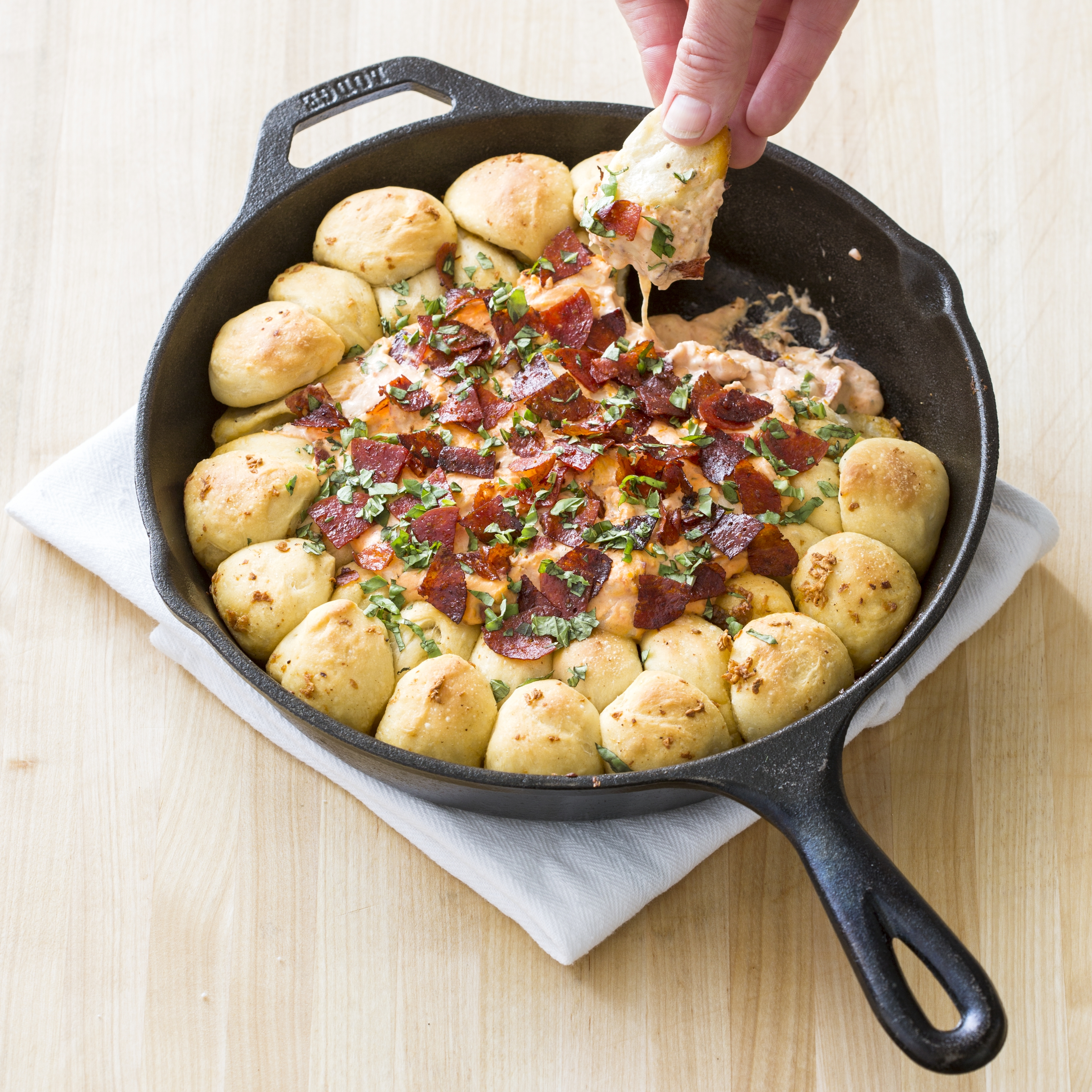 American Home Kitchen Pan Seasoning